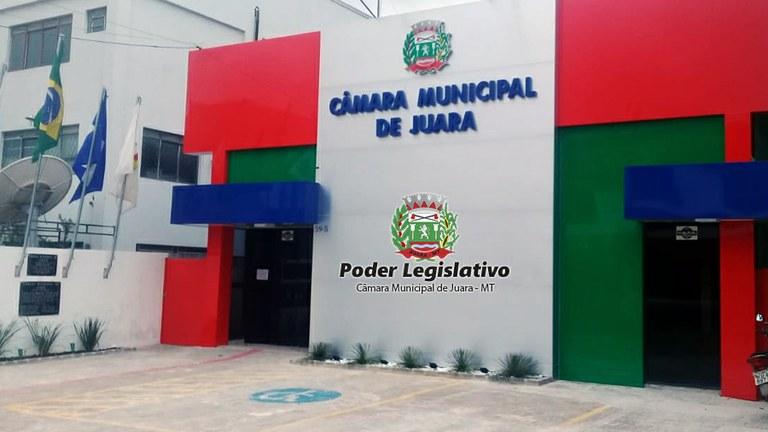 Câmara Municipal de Juara manterá expediente interno, sem atendimento ao público, durante 10 dias