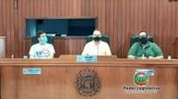 Câmara Municipal de Juara realizou duas sessões Extraordinárias na tarde da última segunda-feira dia 22 de março.