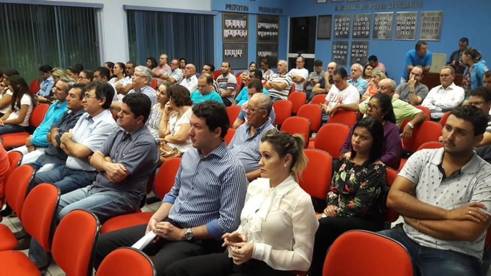 CPI encerra os trabalhos de investigação da prefeita afastada de Juara.