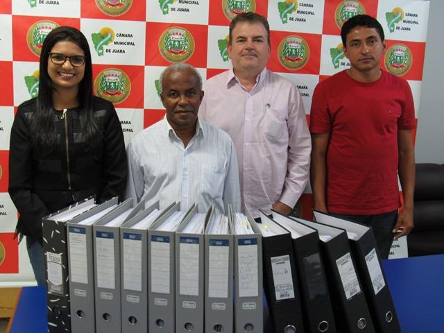 CPI que investiga prefeita Luciane Bezerra finaliza relatório.